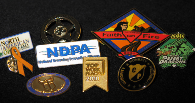 Wholesale - Custom Lapel Pins - Award Pins