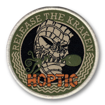 multicam printed patches