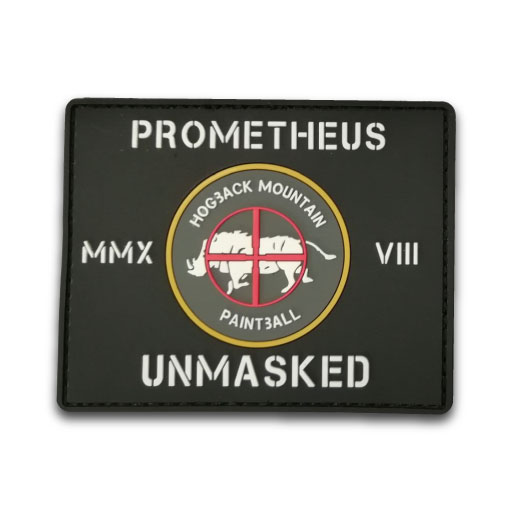 paintball square patches