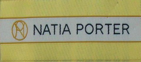 natia porte label