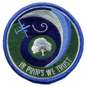 in props we trust aviation patch