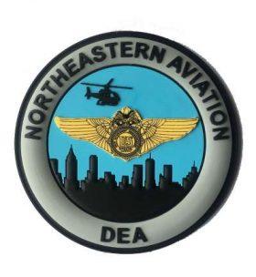Aviation DEA Patch