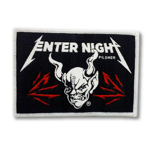 woven-patch-pilsner-for-brewing-company