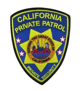 california private patrol