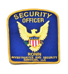 ronin security officer