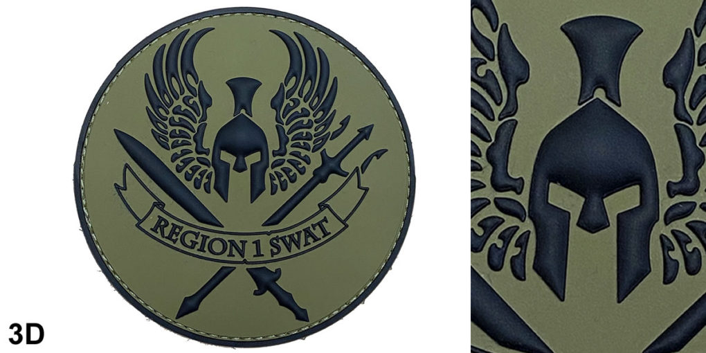 3d patch from side