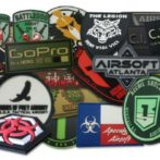 AIRSOFT-PATCHES-COVER LOW LOW