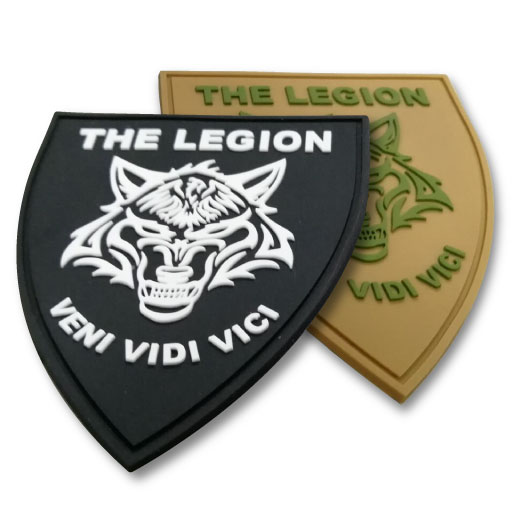 The Legion Airsoft Team Patch