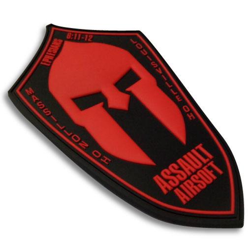Assault Airsoft PVC Patch