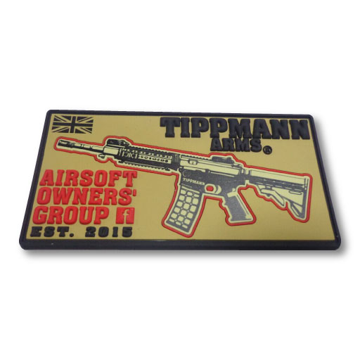 Tippmann Arms Branded Airsoft Patch