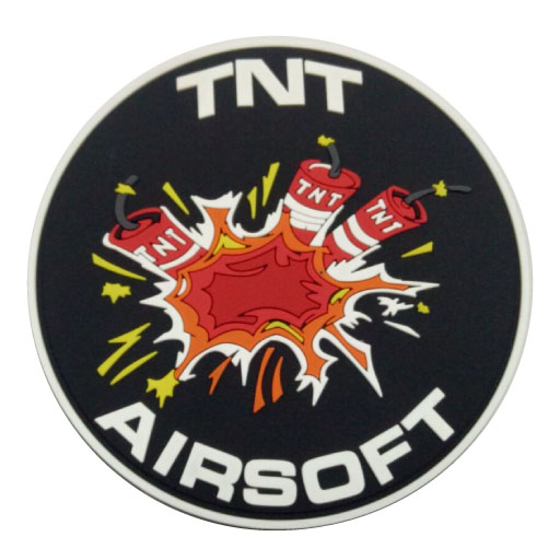 TNT Airsoft and Custom LLC PVC Patch