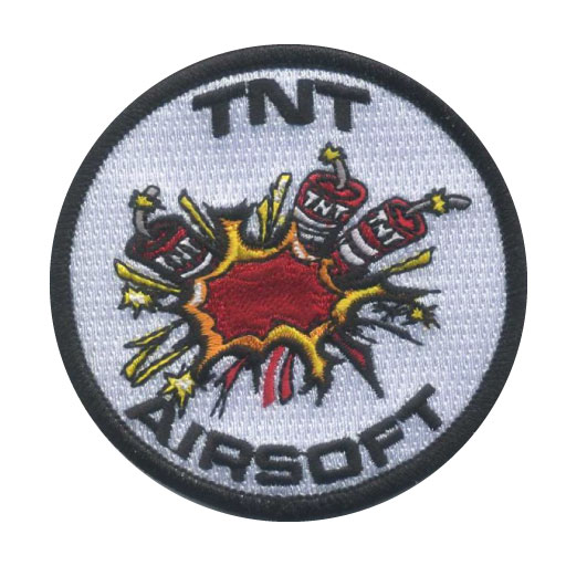 TNT Airsoft and Custom LLC Embroidered Patches