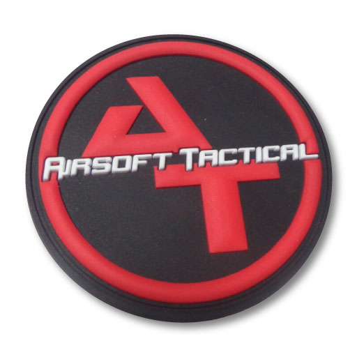 Airsoft Tactical Soft Rubber Patch
