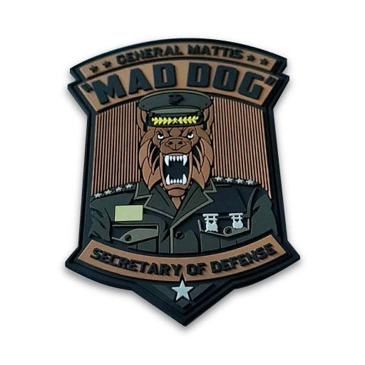 mad dog patch