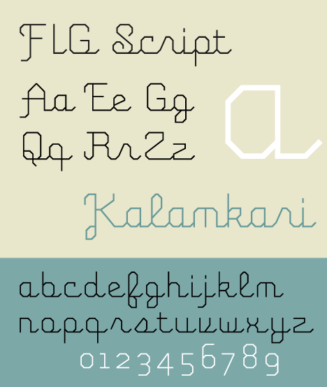 Script Type Styles