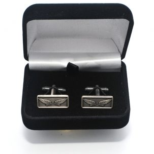 custom logo cuff links