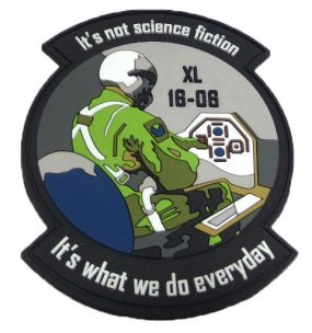 Aviation Morale Patches