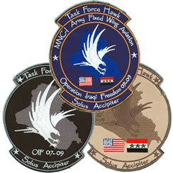 Aviation Woven Patches