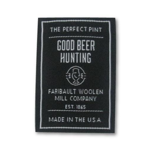 beer Woven-Labels