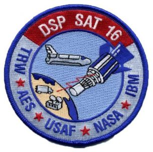 Aerospace Patches