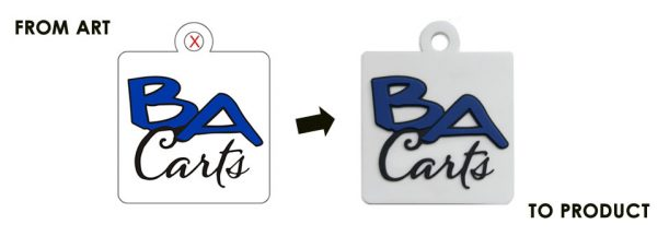 ba-carts-pvc-keychain-process