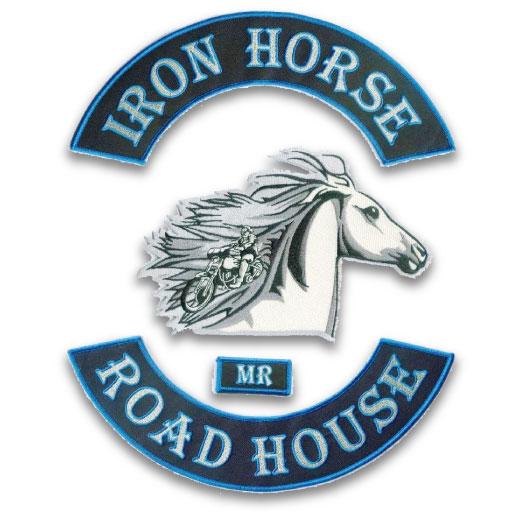 biker-woven-patch-iron-horse-road-house