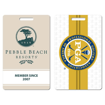 Customized Golf Bag Tags To Promote Your Business
