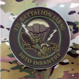 New Product: Army Unit Multicam Patches
