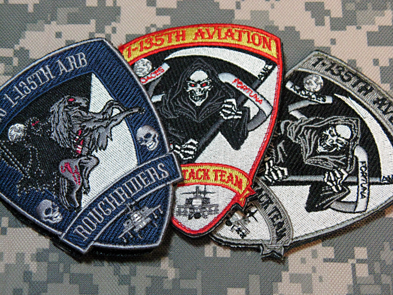 How To Customize Your Military Unit Patch