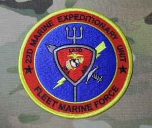 custom military patch