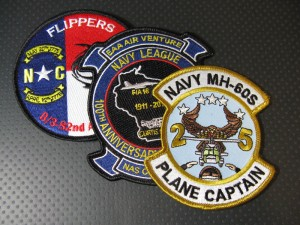 THANK YOU MILITARY: NAVY PATCHES