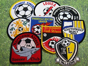 Looking For Soccer Patches