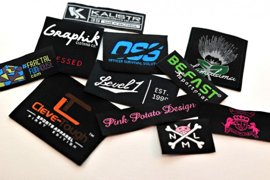 What Types of Clothing Labels are there?