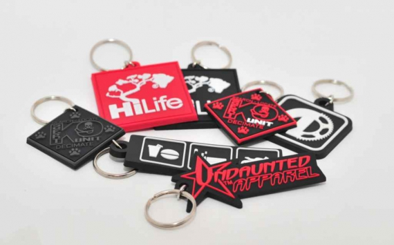 PVC-keychains group