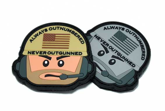 7 Fascinating Facts – History of the Morale Patch