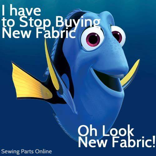 I Have to Stop Buying New Fabric – Fun Fridays