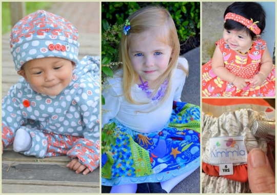 Kimimila Childrens Clothing