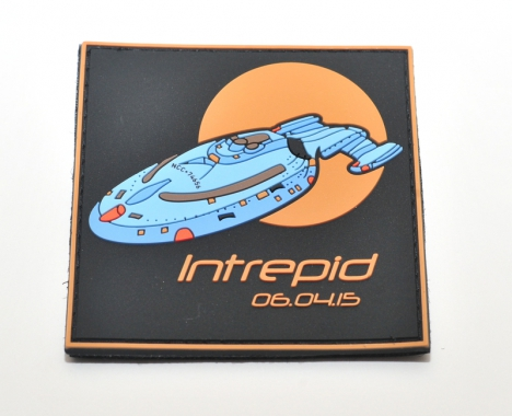 Printed PVC Patches for Unlimited Design Options