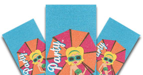 Satin / Polyester Labels