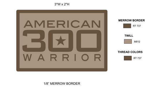 American 300 proof