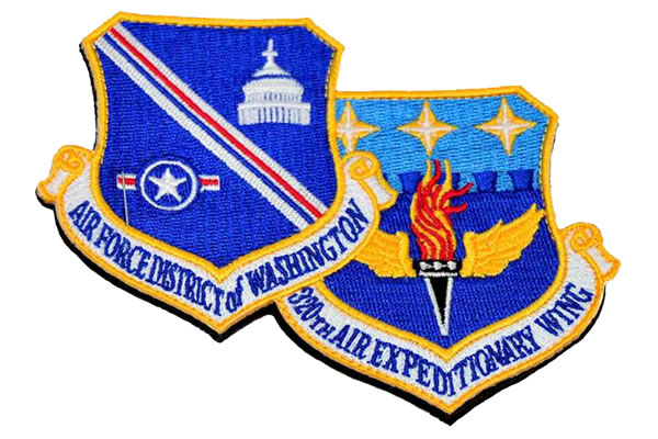 Custom Military Patches: Army, Navy, Air Force