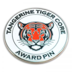 lapel pin award