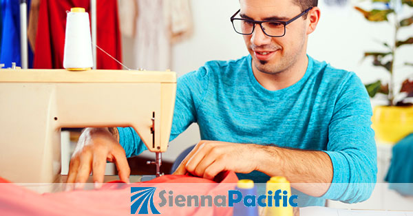 custom products for clothing designers