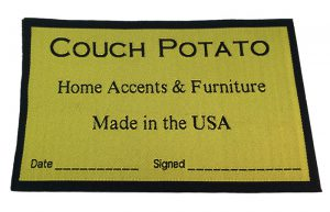 Furniture Labels / Self Adhesive