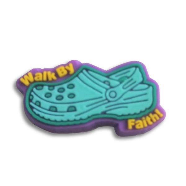 2d shoe croc charm