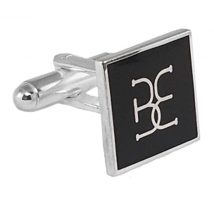 custom cufflinks enamel