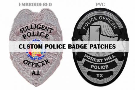 custom-badge-patches for tactical vests