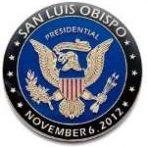 political campaign pin