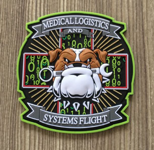 Emergency Medical Services Patch