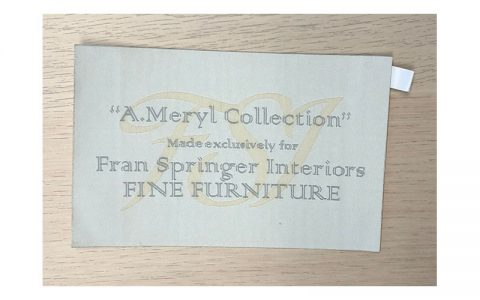 Labels For Furniture PVC, Printed or Woven Labels